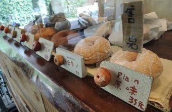 Haritts dounts&coffee@草悟道旁巷弄裡的美味點心 來自東京的手工甜甜圈