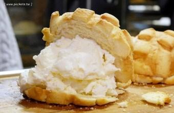 2016 12 28 192658 - 【熱血採訪】世界第二好吃的現烤冰淇淋菠蘿麵包(已歇業