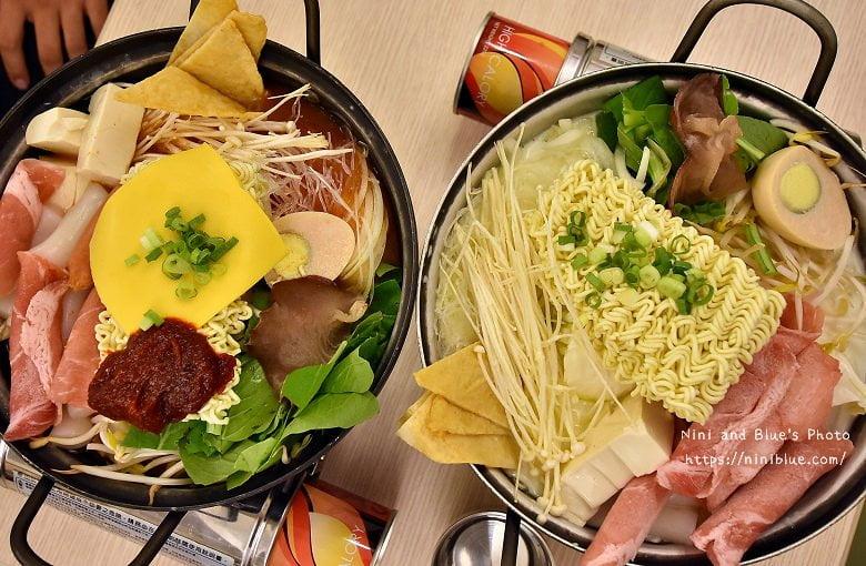奔跑吧年糕鍋~韓國年糕專賣店 台灣一號店,吃完超有飽足感