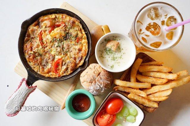 西式料理|貓爪子咖啡 Cat's Claw  Brunch & Cafe'