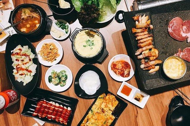 33378463325 6cd00fba1f z - 火板大叔韓國烤肉:老闆是道地的韓國人,餐點平價道地又好吃,韓式料理原來不是只有一種味道