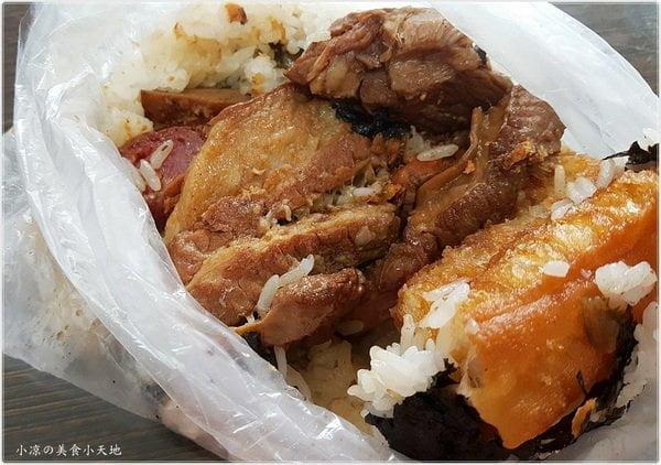 隱藏版早午餐、爌肉飯糰,飽足度如同吃了一個便當,卻只要銅板價?!(葷素飯糰)