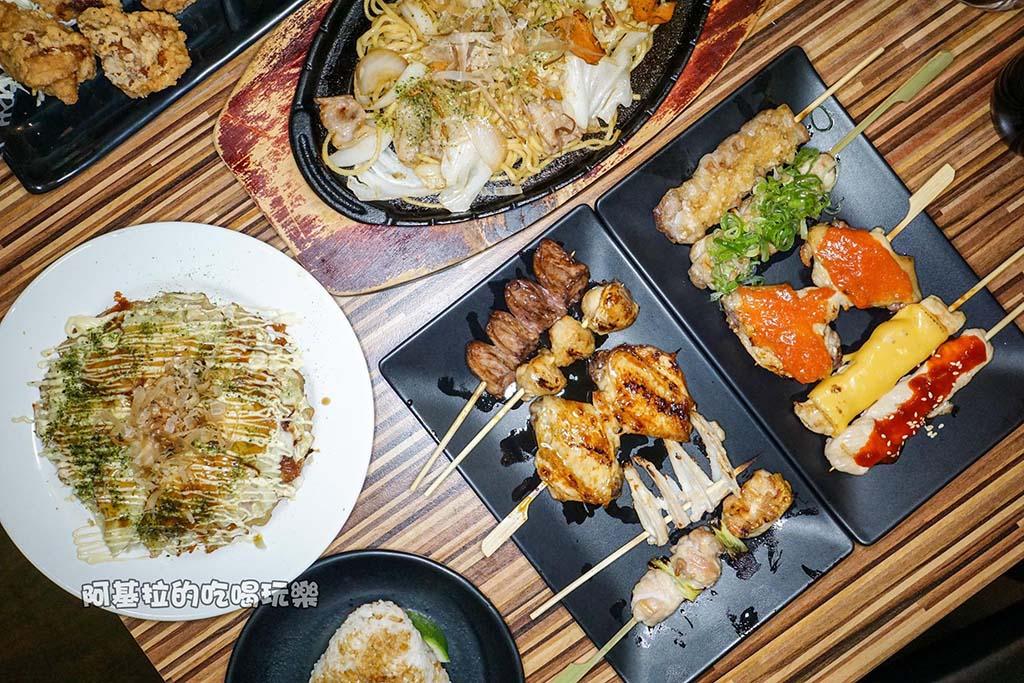 日式料理|鳥樂 串燒日本料理 Toriraku