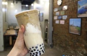2017 11 09 104202 - 豐榮綠豆沙│近台中火車站,推荐香濃又清涼的綠豆沙牛奶,加了珍珠口感更豐富好喝!