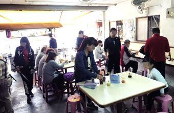 台中早餐│台中人的早餐堂炒麵,中國醫、北區運動中心附近早餐