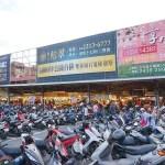 台中黃昏市場│佔地超大攤位超多的新光黃昏市場,比夜市還要好逛