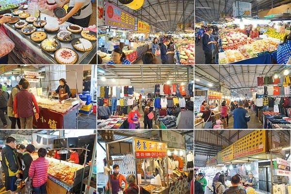 2018 03 20 145500 - 台中黃昏市場│佔地超大攤位超多的新光黃昏市場,比夜市還要好逛