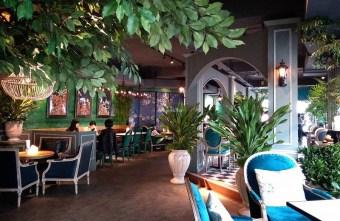 2018 04 10 155739 - O' IN Tea House|勤美誠品拍照打卡盛地 平日不限時 聚餐好地方 充滿綠意的宮廷時尚歐風餐館(已歇業)