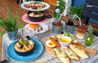 2018 04 27 195640 - 熱血採訪 | 晨光手作料理坊。大里新開幕早午餐 選擇豐富大份量、連附餐也可以DIY自由配呦!