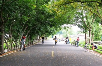 2018 07 30 115953 - 東勢客家文化園區│有主題展出、故事體驗館,還能在綠色廊道內騎單車,假日休閒好所在~