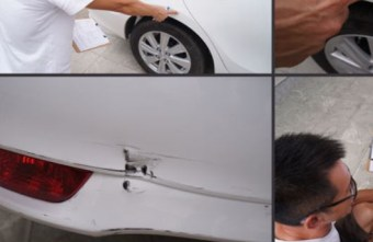 2018 08 03 004218 - 台中租車│遠賓租車中港轉運站租車,我租了最後一台被撞車的真實經驗