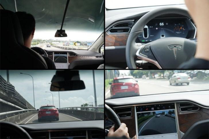 2018 08 30 221745 - 台中特斯拉電動車免費試駕心得│可以自動駕駛、自動倒車入庫真是太扯了