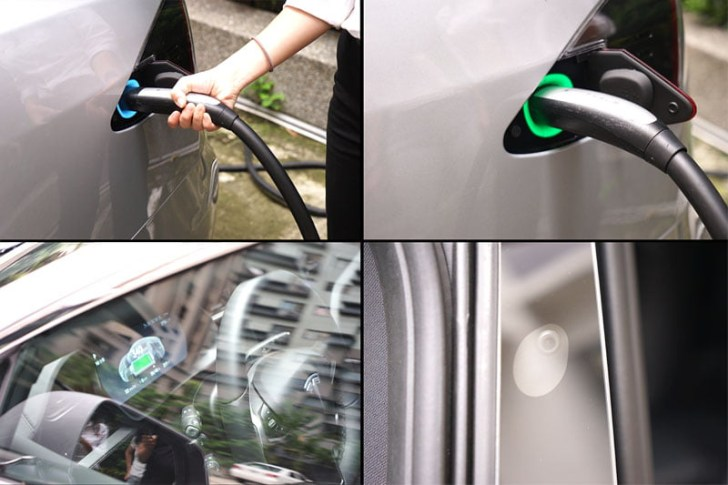 2018 08 30 221910 - 台中特斯拉電動車免費試駕心得│可以自動駕駛、自動倒車入庫真是太扯了