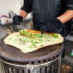 西安涼皮雜糧煎餅-道地口味,水湳推薦早午餐美食小吃