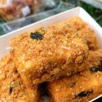 台中大雅︱康久菓子工坊大雅人氣麵包店,友人力推的肉鬆小貝,冰過更好吃