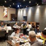 文心秀泰店6樓美食-涓豆腐│口味和份量上都很可以的韓式豆腐鍋!滿滿吻仔魚韓式石鍋飯好營養~