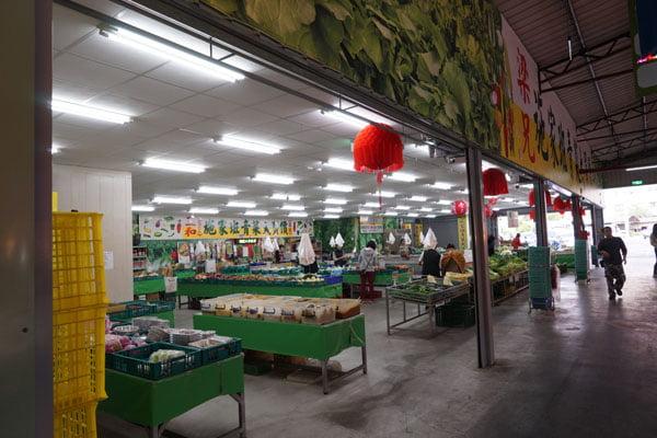 2019 01 08 183719 - 台中櫻花黃昏市場懶人包,攤位不多卻齊全,人潮不多但逛的舒服