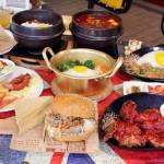 熱血採訪|台中少見韓式平價早午餐,老闆娘從韓國首爾來台,早餐就能吃到道地韓式拌飯部隊鍋