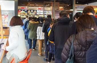 2019 01 21 175442 - 台中又一漢堡王據點開幕!漢堡王JMall店是獨立店面,開幕優惠任選兩套餐點就送限量購物袋!