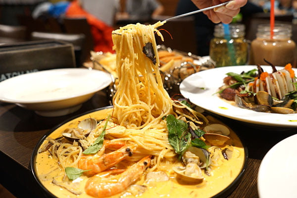 2019 02 25 003739 - 熱血採訪│台中壽星限定的義大利麵吃到飽就在高沐手作料理餐廳