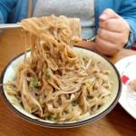 高家意麵|東協廣場旁70年知名老店 麻醬麵份量多 滷豆腐彈嫩好吃 台中車站美食