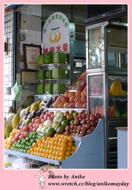 2019 05 22 164307 - 皮Q清爽的福記肉圓,有著美味水果冰的莉莉水果店,都是不能錯過的台南孔廟美食
