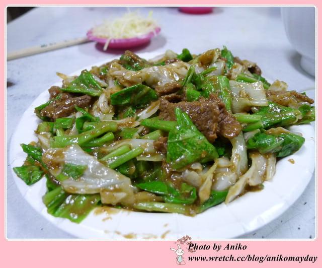 2019 05 23 092056 - 現點現煮的台南炒羊肉,台南南區美食阿福羊肉,真的吃過之後就會想念