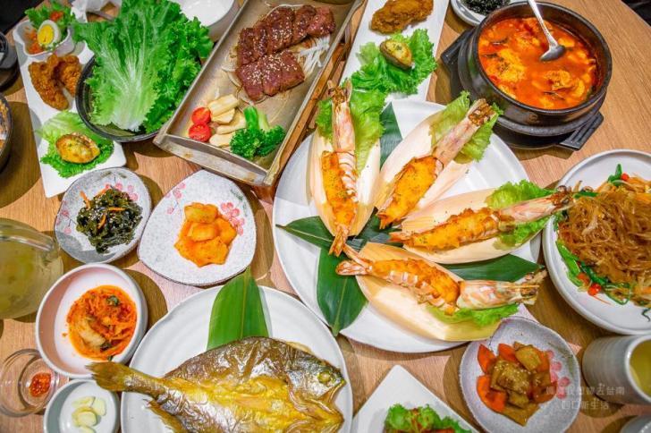 2019 05 23 130626 - 台南韓國料理美食扁筷韓式料理,全台首家就開在台南新光三越,家庭朋友聚餐好選擇