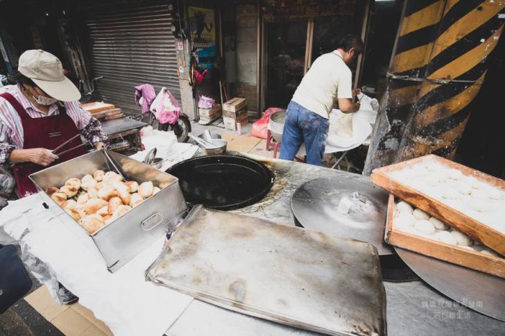 2019 05 24 093857 - 大灣廣護宮前煎包,學生和在地人都超愛的台南永康小吃