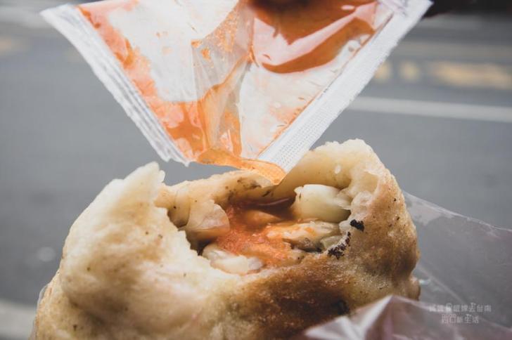 2019 05 24 093909 - 大灣廣護宮前煎包,學生和在地人都超愛的台南永康小吃