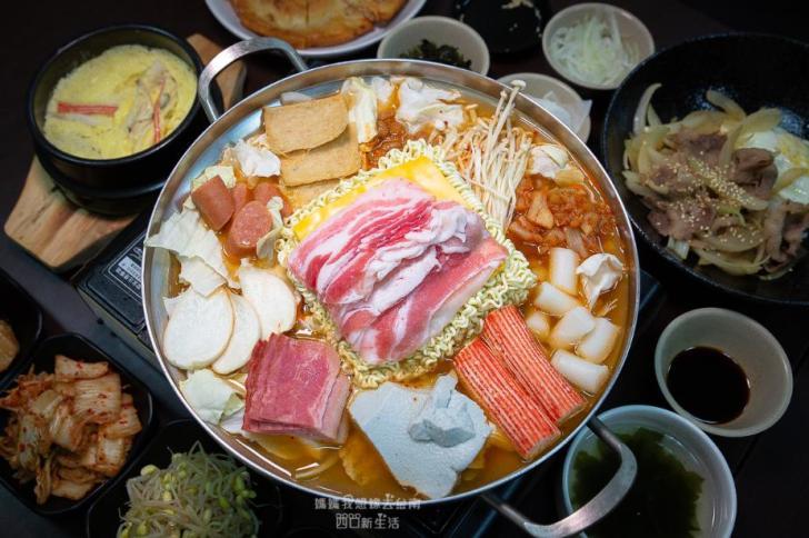 2019 05 28 094600 - 平價台南韓式料理,部隊鍋有滿滿配料的韓善宮韓式豆腐鍋