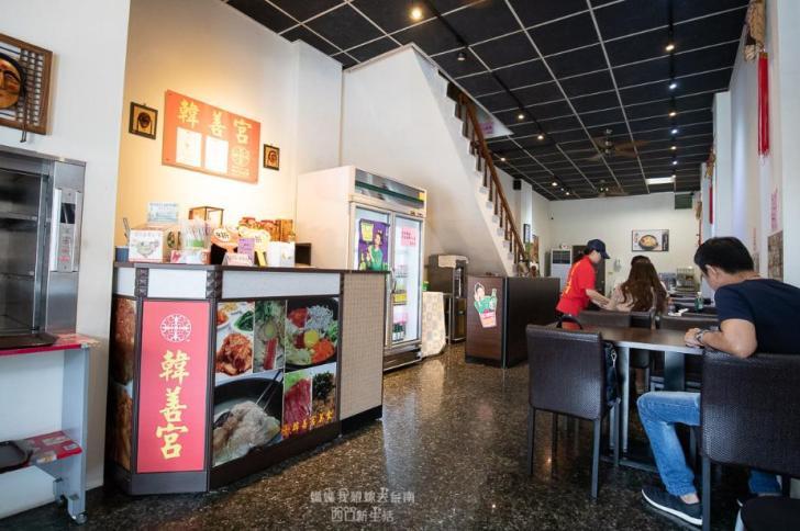 2019 05 28 094610 - 平價台南韓式料理,部隊鍋有滿滿配料的韓善宮韓式豆腐鍋