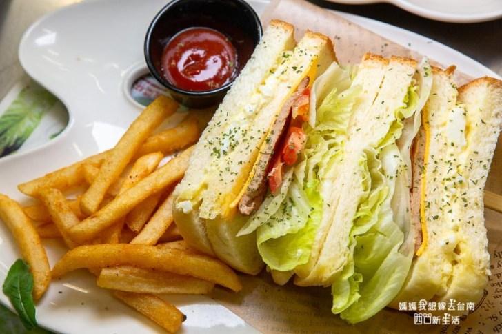 2019 05 29 100955 - 是台南早餐店也是台南宵夜,餐點種類繁多不怕你選的曜陽營養三明治