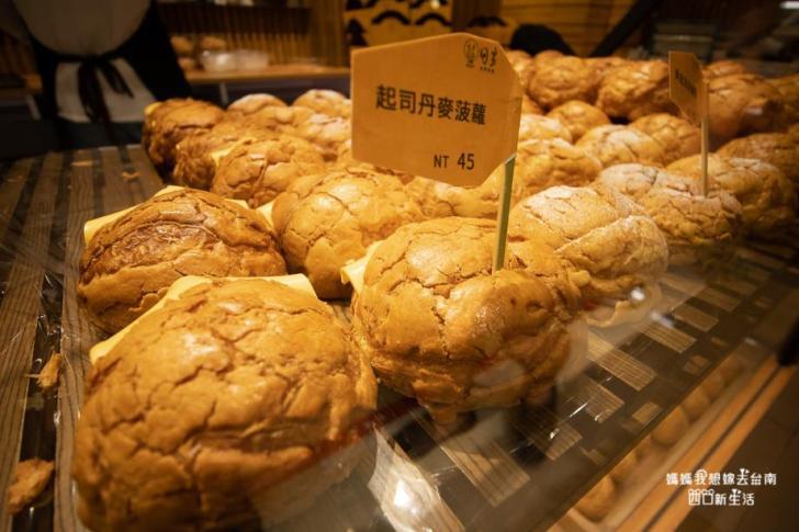 2019 05 30 112158 - 台南新光三越美食日芙洋菓子,黃金流沙波蘿泡芙讓人印象深刻