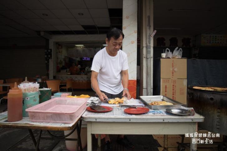 2019 05 31 094331 - 台南安和路上無名古早味蛋餅,人氣不間斷30年的台南安南區早餐