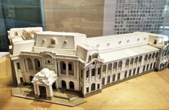 2019 06 17 195337 - 台中活動|台灣建築模型典藏展~台中文創園區免費展覽 重現當代建築大師的模型巨作