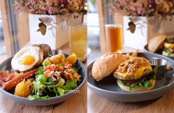 2019 08 27 124450 - GO HOME食研室|早午餐和漢堡為主,食材用心料理好吃,有喜歡