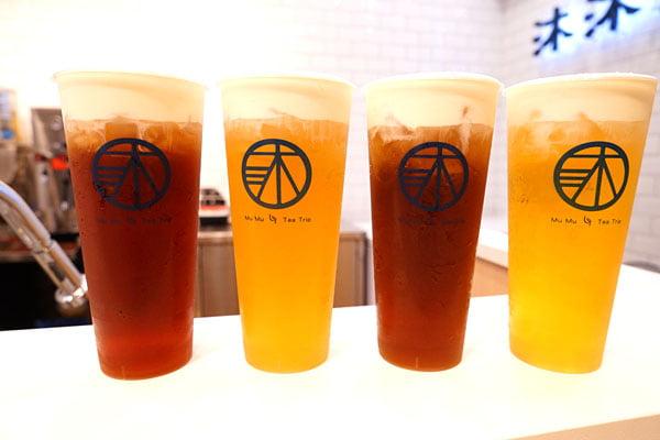 2019 08 27 174758 - 熱血採訪│沐沐茶旅進軍一中商圈,開幕期間限定飲料一杯只要一元