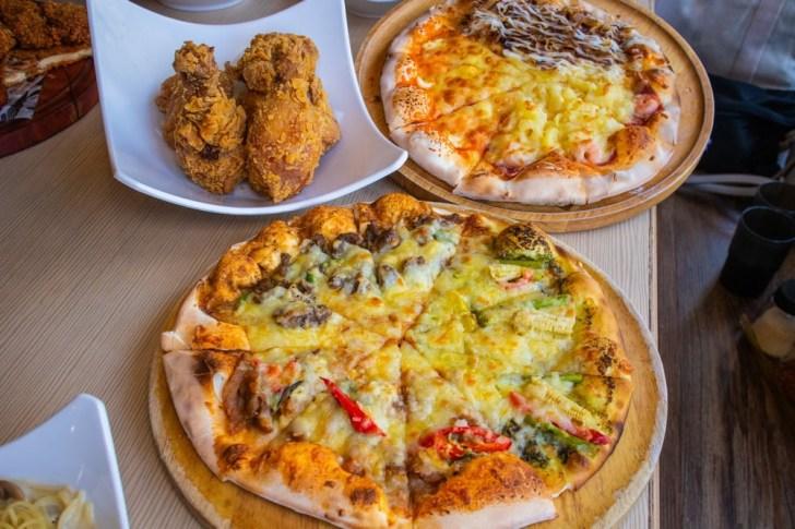 2019 10 04 021635 - 熱血採訪 | 台南披薩炸雞吃到飽、飲料冰淇淋無限享用,用餐時間人潮滿滿!