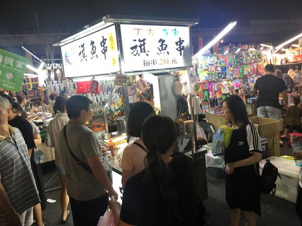 2019 10 10 221942 - 平日6點逛大慶夜市,經過有排隊的攤位懶人包紀錄