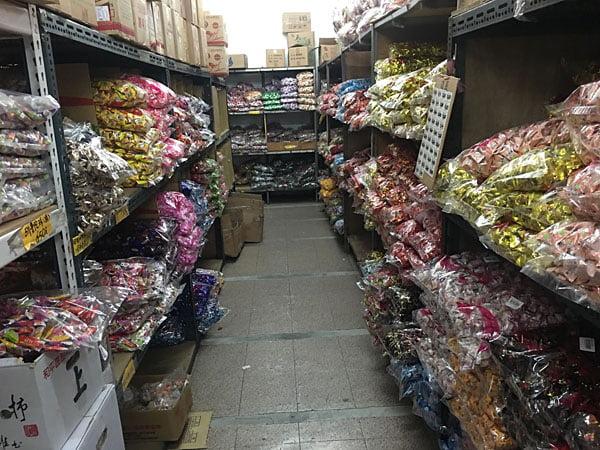 2019 10 14 003256 - 強烈建議千萬不要來會失心瘋,台南大型零食批發就在百興隆食品行