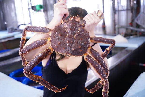 2019 10 15 010246 - 裕泰海產台中海鮮批發商,就在環中路鐵皮屋內,各類海鮮樣式俱全