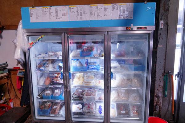 2019 10 15 010253 - 裕泰海產台中海鮮批發商,就在環中路鐵皮屋內,各類海鮮樣式俱全