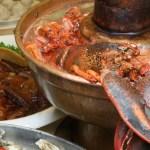 熱血採訪│台中限定豪華龍蝦海鮮酸菜白肉鍋,整隻龍蝦入料的南和北方館