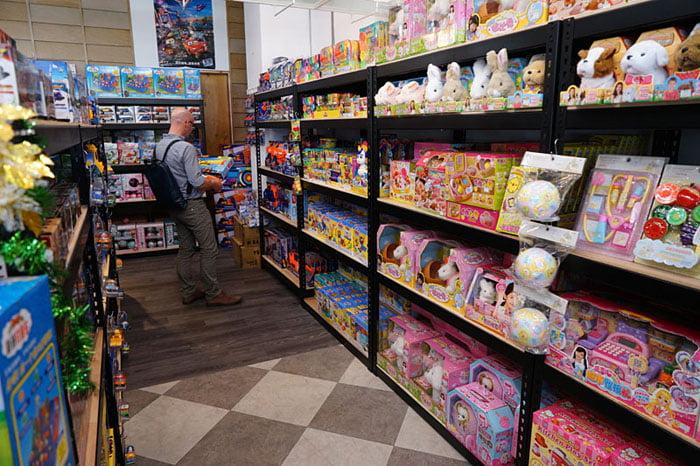 2019 12 13 012741 - 熱血採訪│台中首間包裝NG玩具專賣店新開幕,藏匿在市區地下室的2kids