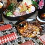 熱血採訪│山鯨燒肉,台中超狂龍蝦火烤兩吃來囉!海鮮區加價只要50!用餐時刻人潮多,建議要先預約!