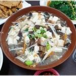 潭子水餃大王排骨麵║十甲東路美食,滿滿一大碗料多實在酸辣飯只要60元~