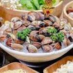 熱血採訪│台中火鍋88顆蛤蠣聚寶盆只送不賣!當月壽星再送肉蛋糕!