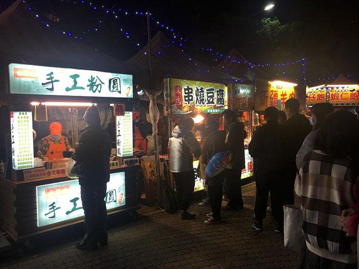 2020 01 28 223150 - 2020台灣燈會新創餐飲市集!攤位多人潮不少,賞燈記得戴口罩