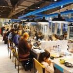 熱血採訪│台中海鮮自由配,任選五樣只要399,假日整間店大爆滿